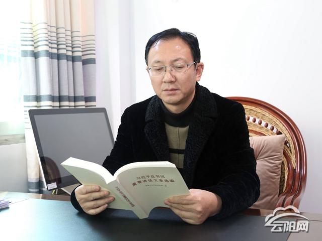 专访一把手:县经信委主任刘树林谈生态工业图片